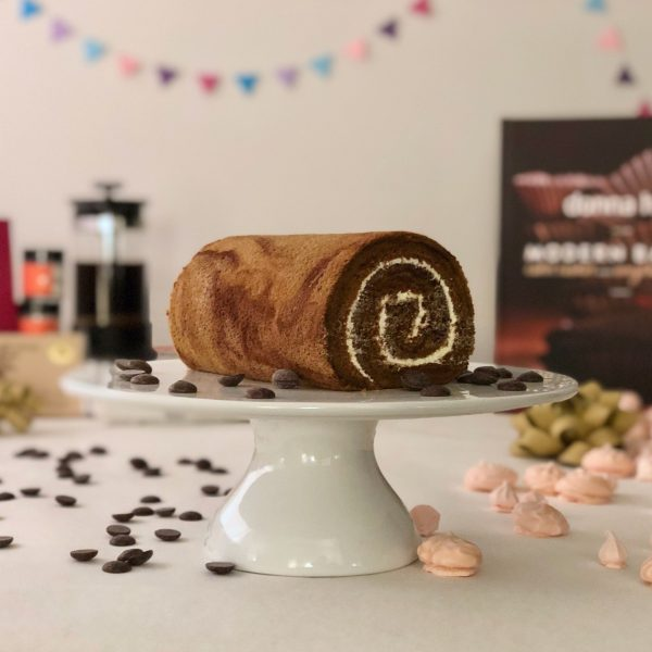 Swiss Roll Mocha