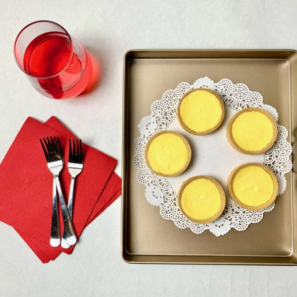 Durian Cheese Tarts