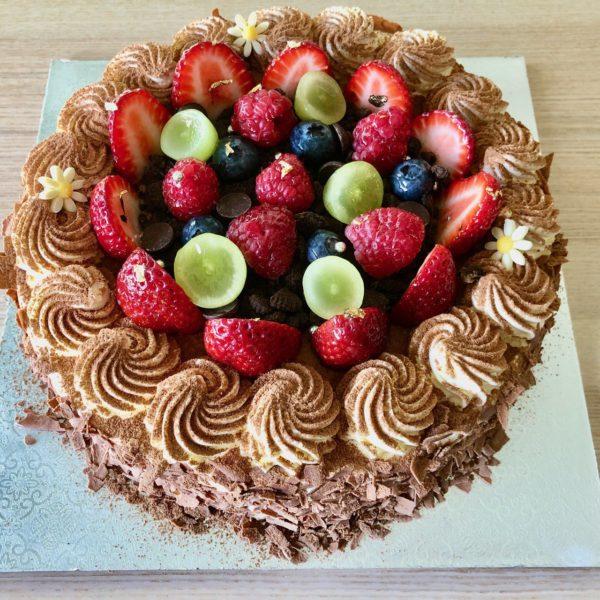 Chocolate Blast Cake